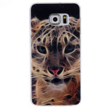 Tiger Blu-ray Phone Back Case For Samsung S6 Edge Plus - CELLRIZON