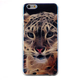 Tiger Blu-ray Phone Back Case For Iphone 6 Plus 5.5 inch - CELLRIZON