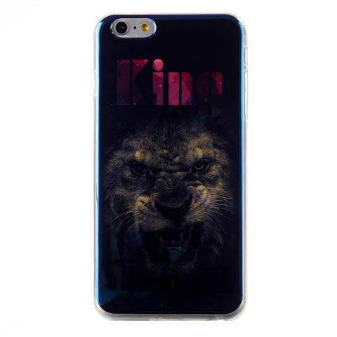 The Lion King Blu-ray Phone Back Case For Iphone 6 Plus 5.5 inch - CELLRIZON