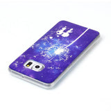 Couple and Dandelion Blu-ray Phone Back Case for Samsung S6 Edge - CELLRIZON