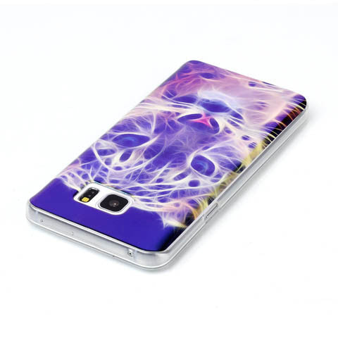 Tiger Blu-ray Phone Back Case For Samsung Galaxy Note 5 - CELLRIZON