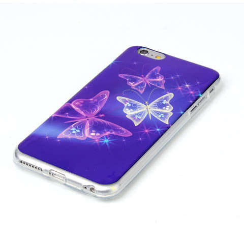 Butterfly Blu-ray Phone Back Case for iPhone 6 - CELLRIZON