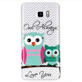 Samsung Galaxy note 5 2 Owls case - CELLRIZON