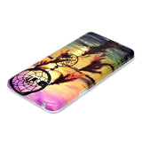 Samsung Galaxy note 5 Sunset Campanula case - CELLRIZON