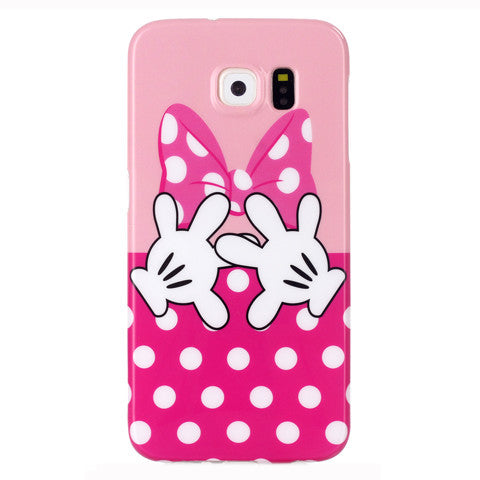 Samsung Galaxy S6 Butterfly fingers case - CELLRIZON