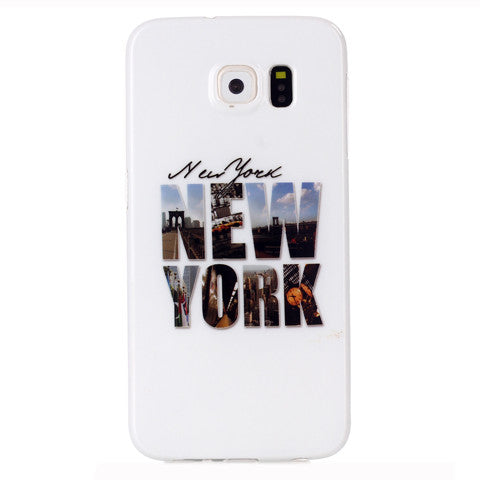 Samsung Galaxy S6 new York case - CELLRIZON