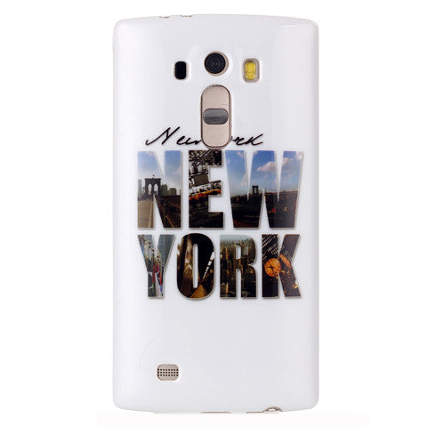 New York Back case for LG G4 - CELLRIZON