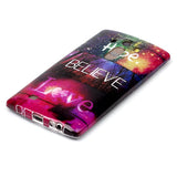 Believe Love Back Case for LG G4 - CELLRIZON