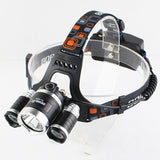 Best Caming hunting Headlamp led head lights - Rama Deals - 6