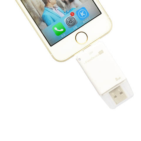 i-Flash Drive 8GB/16GB/32GB/64GB - CELLRIZON