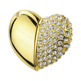 Diamond Heart USB Flash Drive 2/4/8gb - CELLRIZON