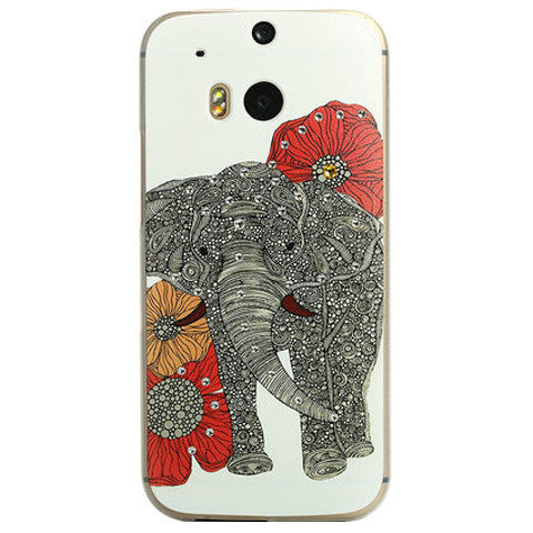Elephant Hard Case for HTC One M8 - CELLRIZON