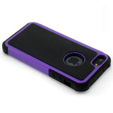 Silicone iphone 5 case+ Screen Protector - CELLRIZON