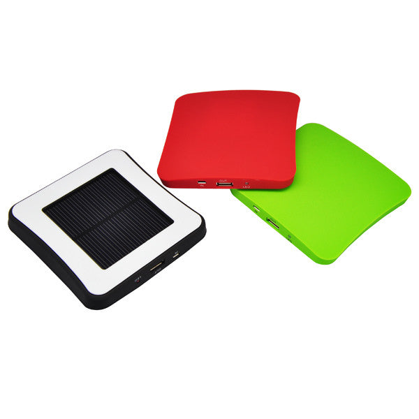 1800mah Solar Mobile Charger Power Bank - CELLRIZON