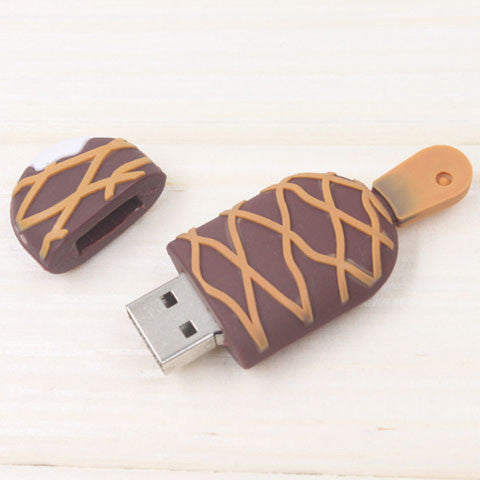 Chocolate Model USB Flash Drive 2/4gb - CELLRIZON