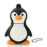 Mini Penguin USB Flash Drive 2/4/8/16/32/64gb - CELLRIZON  - 3