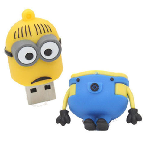 Minions usb flash drive 2gb/4gb/8gb/16gb/32gb/64gb - CELLRIZON