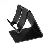 Tabloid Universal aluminum metal table stand mobile holder - CELLRIZON