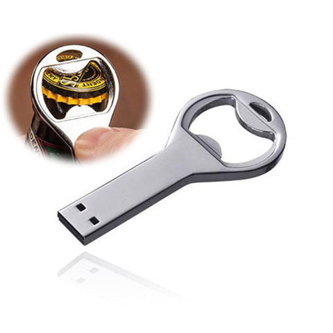 Opener Bottle USB Flash Drive 2/4/8/16/32/64gb - CELLRIZON  - 1
