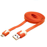 2m Noodle Style Micro USB Android Cable - CELLRIZON