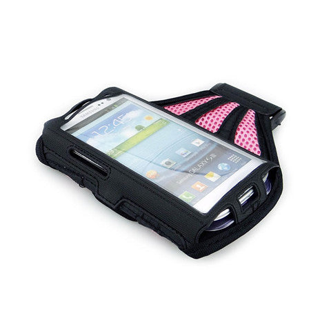Meshy Armband Case for Samsung S6 - CELLRIZON