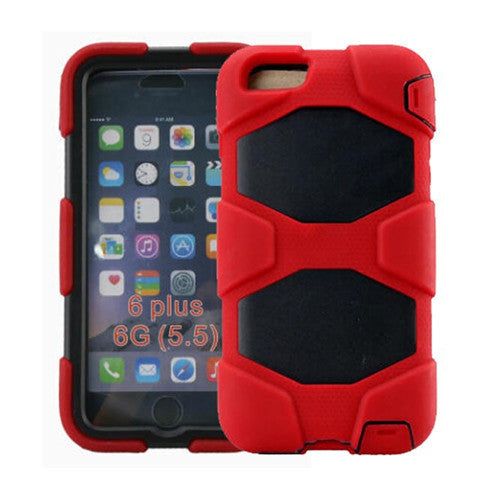 Hybrid Hard Stand Case for iPhone 6 Plus - CELLRIZON  - 9