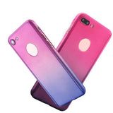 All Inclusive Gradient Mat Hard Shell Cases For iPhone 7 & 7 Plud - CELLRIZON  - 10