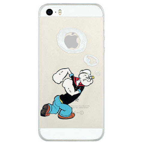 Ultra Thin TPU Cartoon Case for iPhone 5 - CELLRIZON