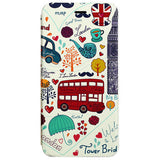 Cute Bus Stand synthetic Leather Case for iPhone 6 - CELLRIZON