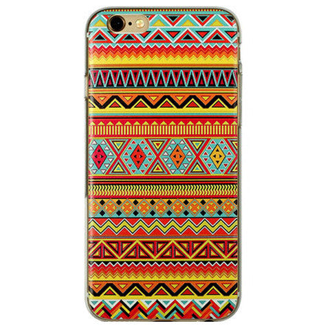 "Tribe Pattern TPU Case for iPhone 6 4.7"" - CELLRIZON"