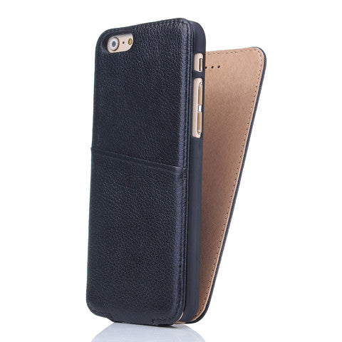 Lichee Pattern Flip Leather Case For Iphone 6 4.7'' - CELLRIZON