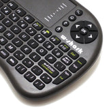 ABS+silicone 500AC mini wireless keyboard with touch mouse - CELLRIZON