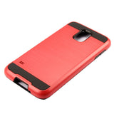 Luxury Brush Plastic hard shell Cases for Samsung Galaxy S5 - CELLRIZON