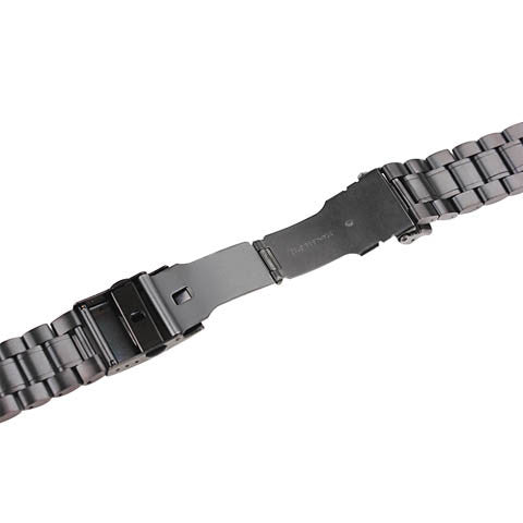 38 mm Steel Buckle Apple Watch Band Strap With Adapter - CELLRIZON