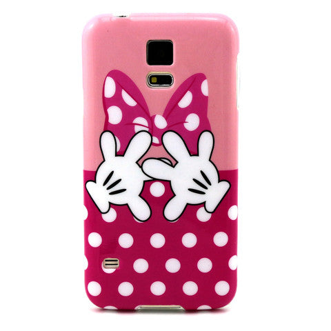 Samsung Galaxy S5 Butterfly finger case - CELLRIZON