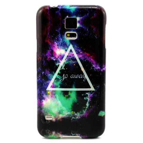 Samsung Galaxy S5 Triangle Star case - CELLRIZON