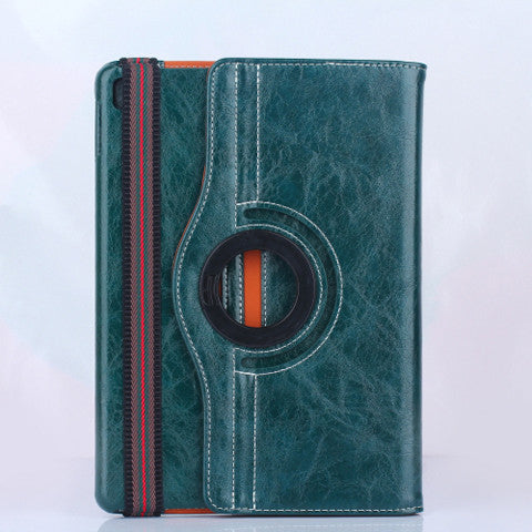 Rotary Oil Lines Wallet Case For iPad Pro9.7''/12.9'' - CELLRIZON