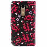 Card Slots Artificial Leather Case for LG G3 - CELLRIZON