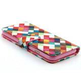 Checkered Wallet Standard Case for iPhone 6/6 plus - CELLRIZON