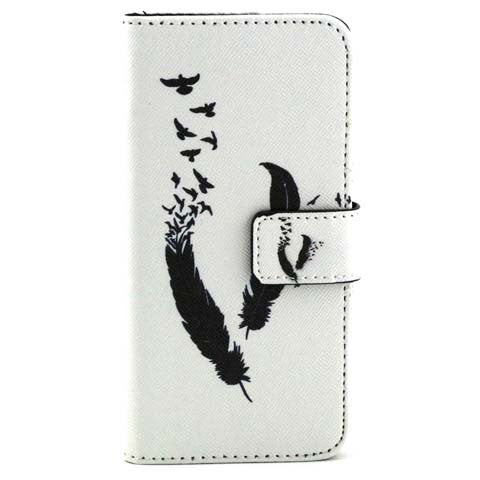 The Feathers Fly Wallet Standard Case for iPhone 6 - CELLRIZON