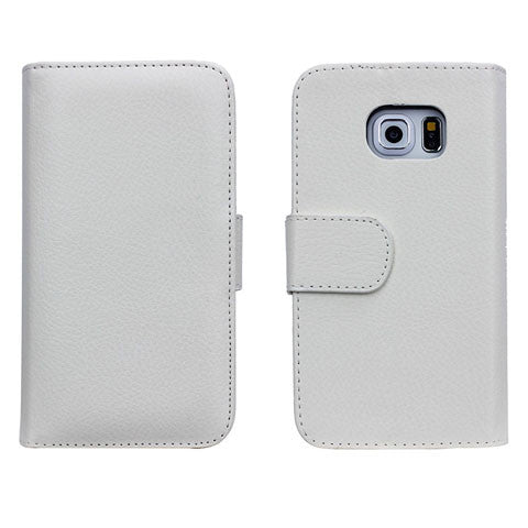 7 Cards Slot Wallet Case for Samsung Galaxy S6 Edge/S6 - CELLRIZON  - 7