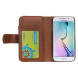7 Cards Slot Wallet Case for Samsung Galaxy S6 Edge/S6 - CELLRIZON  - 10