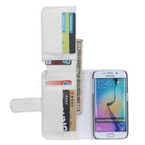 7 Cards Slot Wallet Case for Samsung Galaxy S6 Edge/S6 - CELLRIZON  - 6