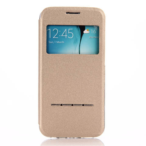 Window holster case for Samsung Galaxy s6 edge - CELLRIZON