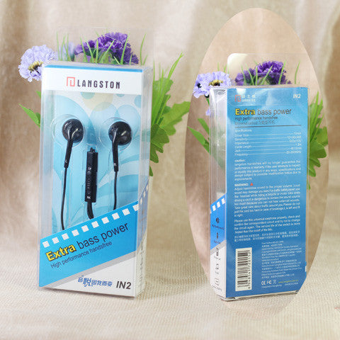 IN2 ear headphones - CELLRIZON