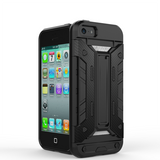Mech Warrior Back Cover Case For iPhone 5S/SE - CELLRIZON  - 9