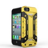 Mech Warrior Back Cover Case For iPhone 5S/SE - CELLRIZON  - 3