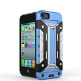 Mech Warrior Back Cover Case For iPhone 5S/SE - CELLRIZON  - 4
