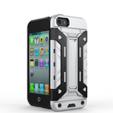 Mech Warrior Back Cover Case For iPhone 5S/SE - CELLRIZON  - 6