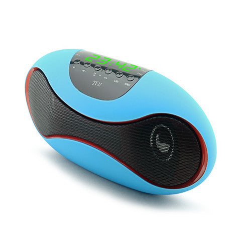 JY- New Mult-function Mini Football Portable Wireless Stereo Bluetooth Speaker Mic Super Bass FM - CELLRIZON
